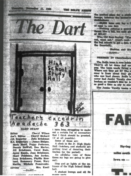 Dart Dec 11 1969 light and dark levels past 1400