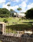 Cemetery and Middle Island Anglican Church