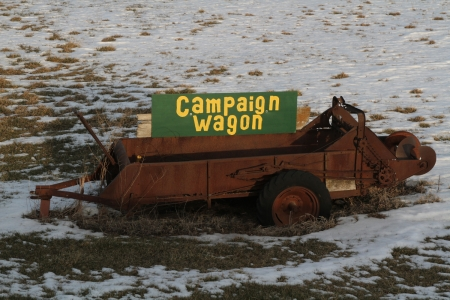 Oh, Campaign Manure!